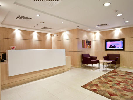 Regus - Dammam Novotel Business park