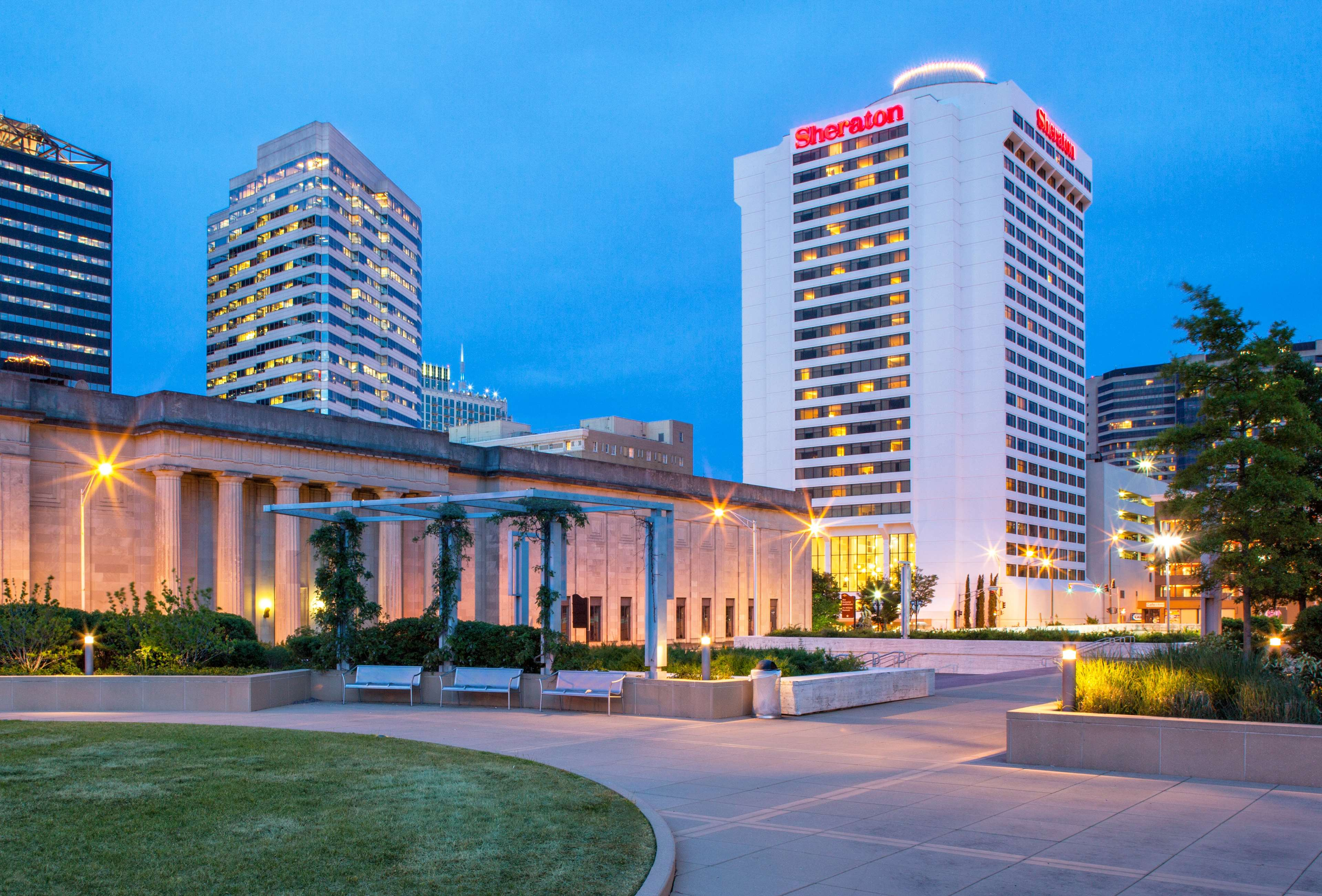 Sheraton Grand Nashville Downtown, Nashville Tennessee (TN
