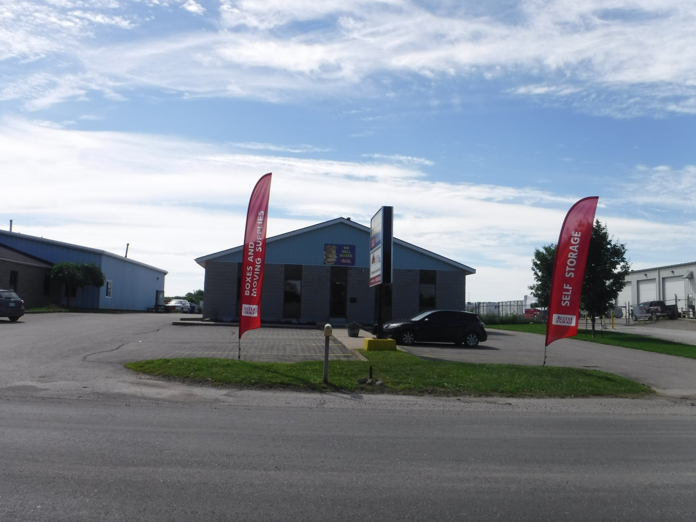 Access Storage - Woodstock South - Woodstock, ON N4S 7W3 - (226)271-1222   ShowMeLocal.com
