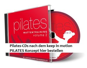 Pilates-CD-  keep in motion PILATES STUDIO | München