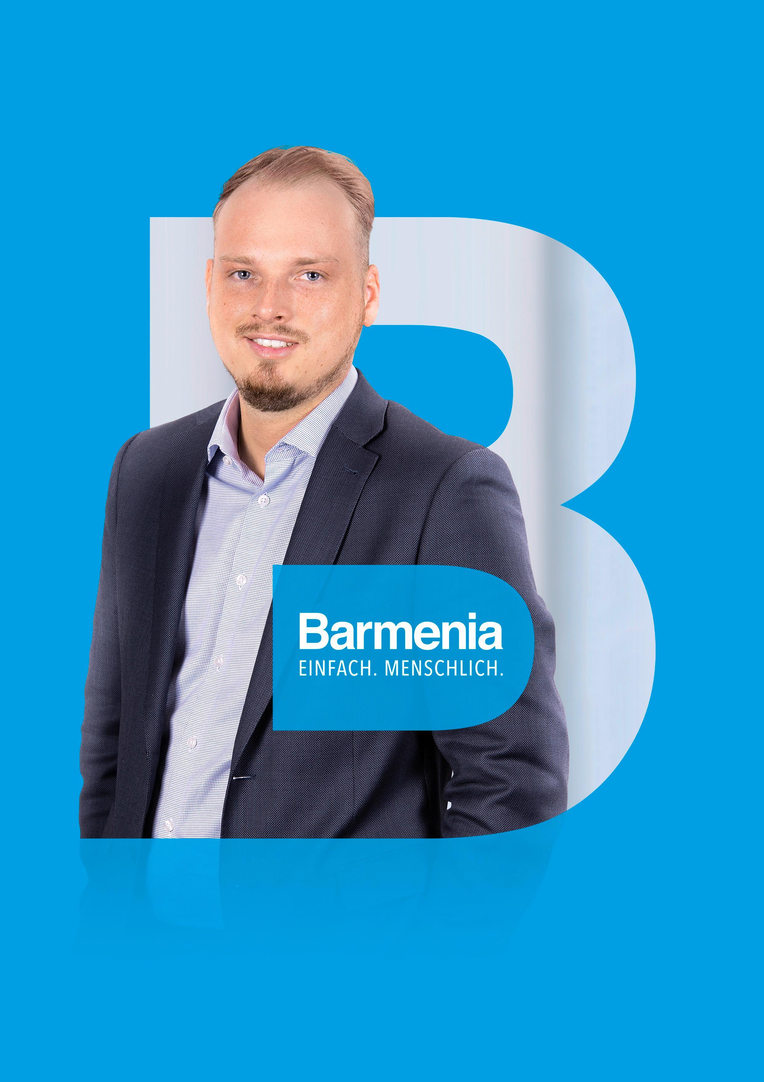 Barmenia Versicherung - Lino Marx