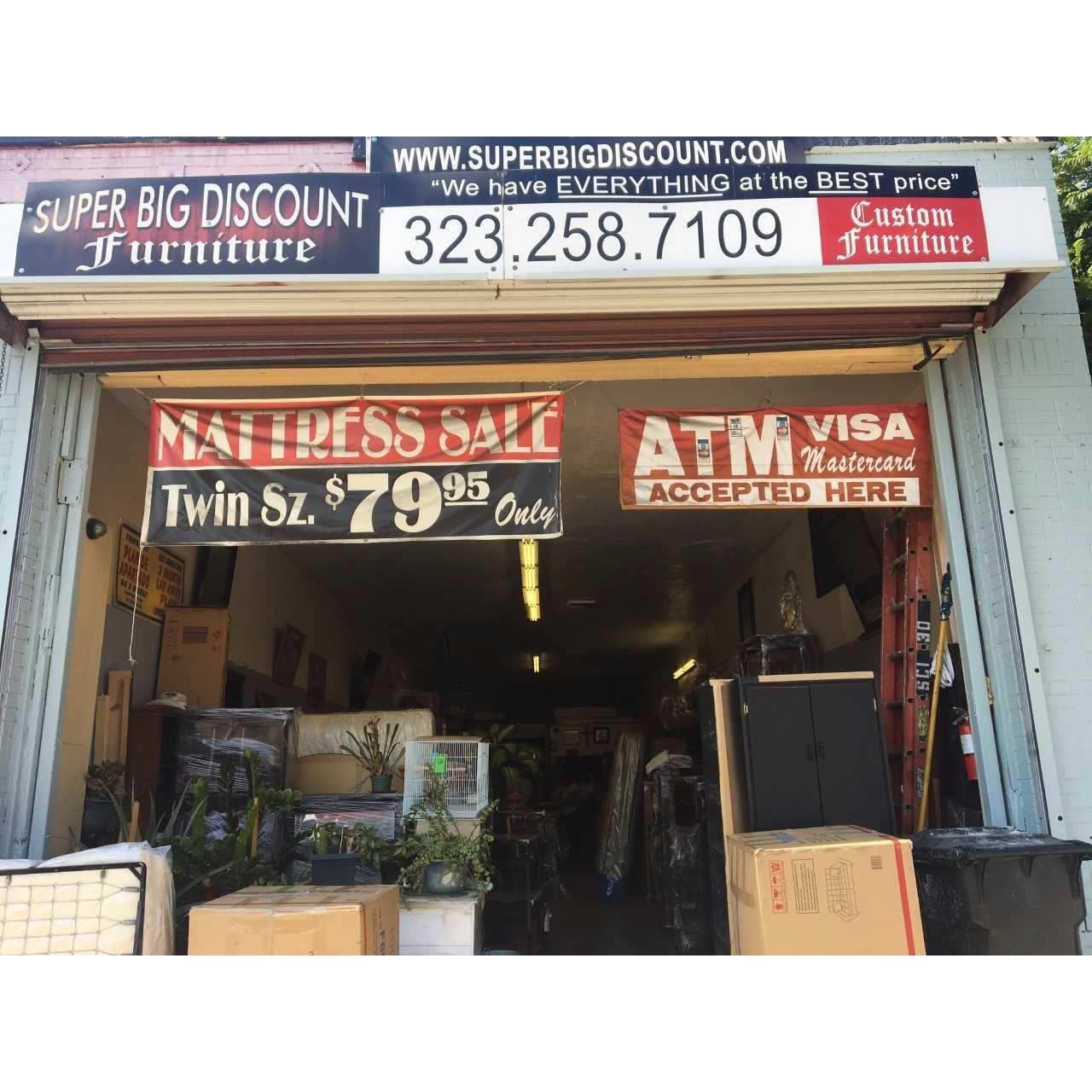 Super big discount furniture los angeles california ca for Super cheap furniture