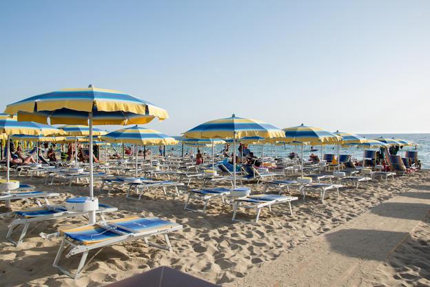 Stabilimento Balneare Punto Fisso Beach