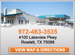 Lakeview Car Wash Coupon