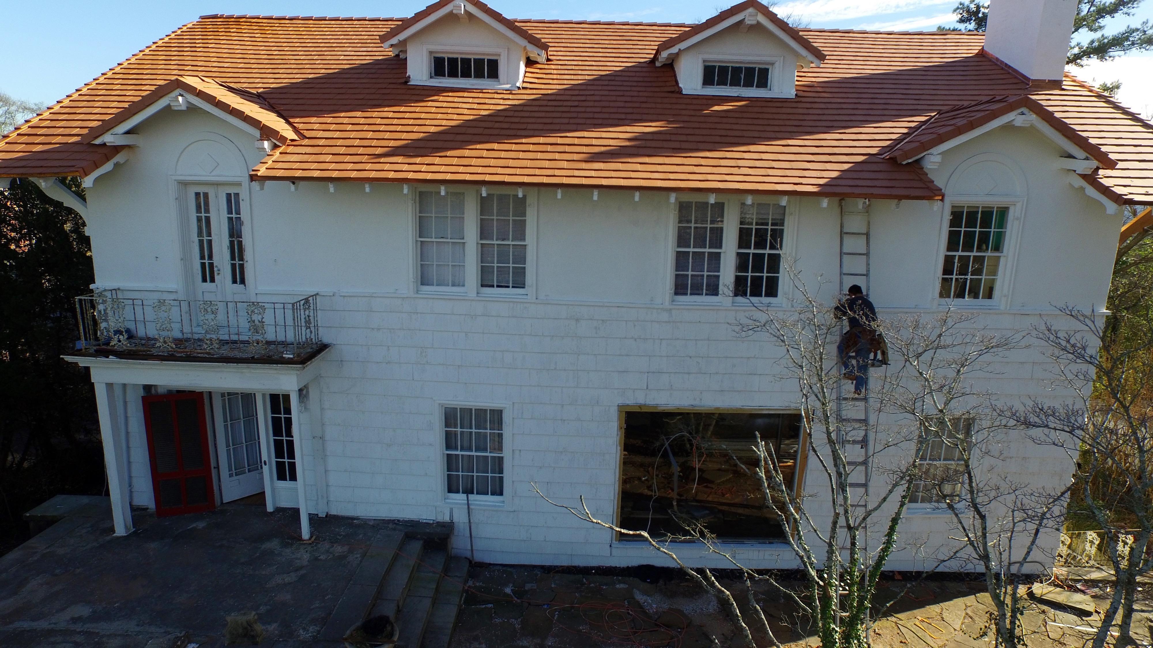 Capstone Roofing Llc Birmingham Alabama Al