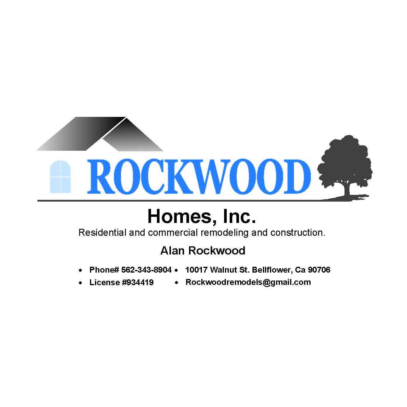 Rockwood homes inc bellflower california ca for Rockwood homes