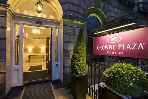 Images Crowne Plaza Edinburgh - Royal Terrace