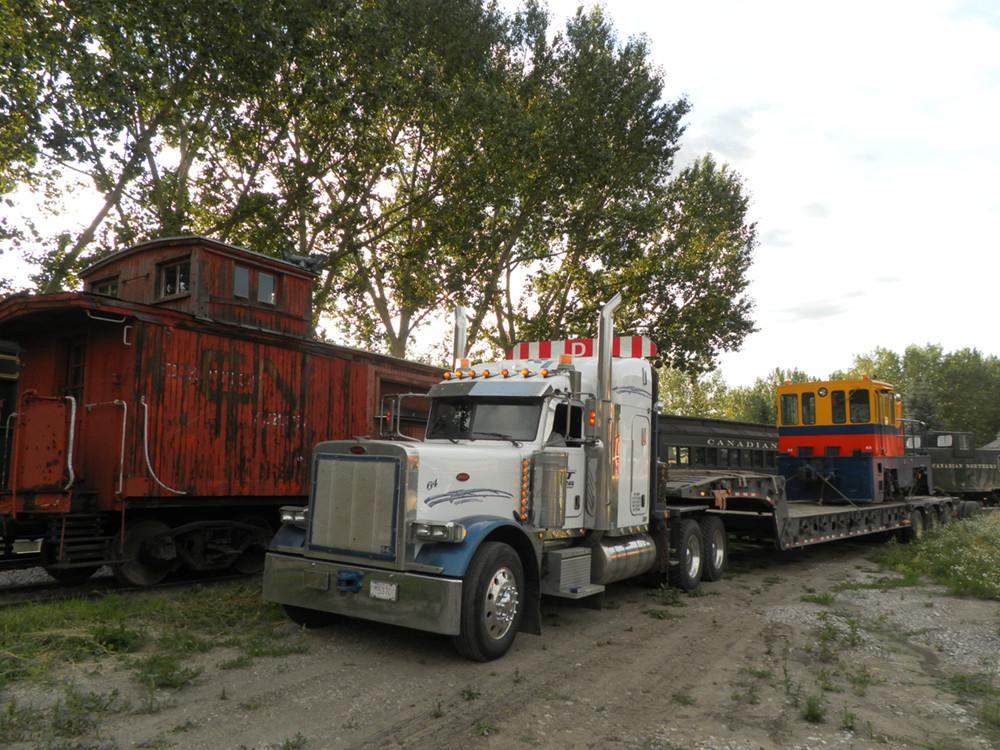 Inter-Rail Transport Ltd