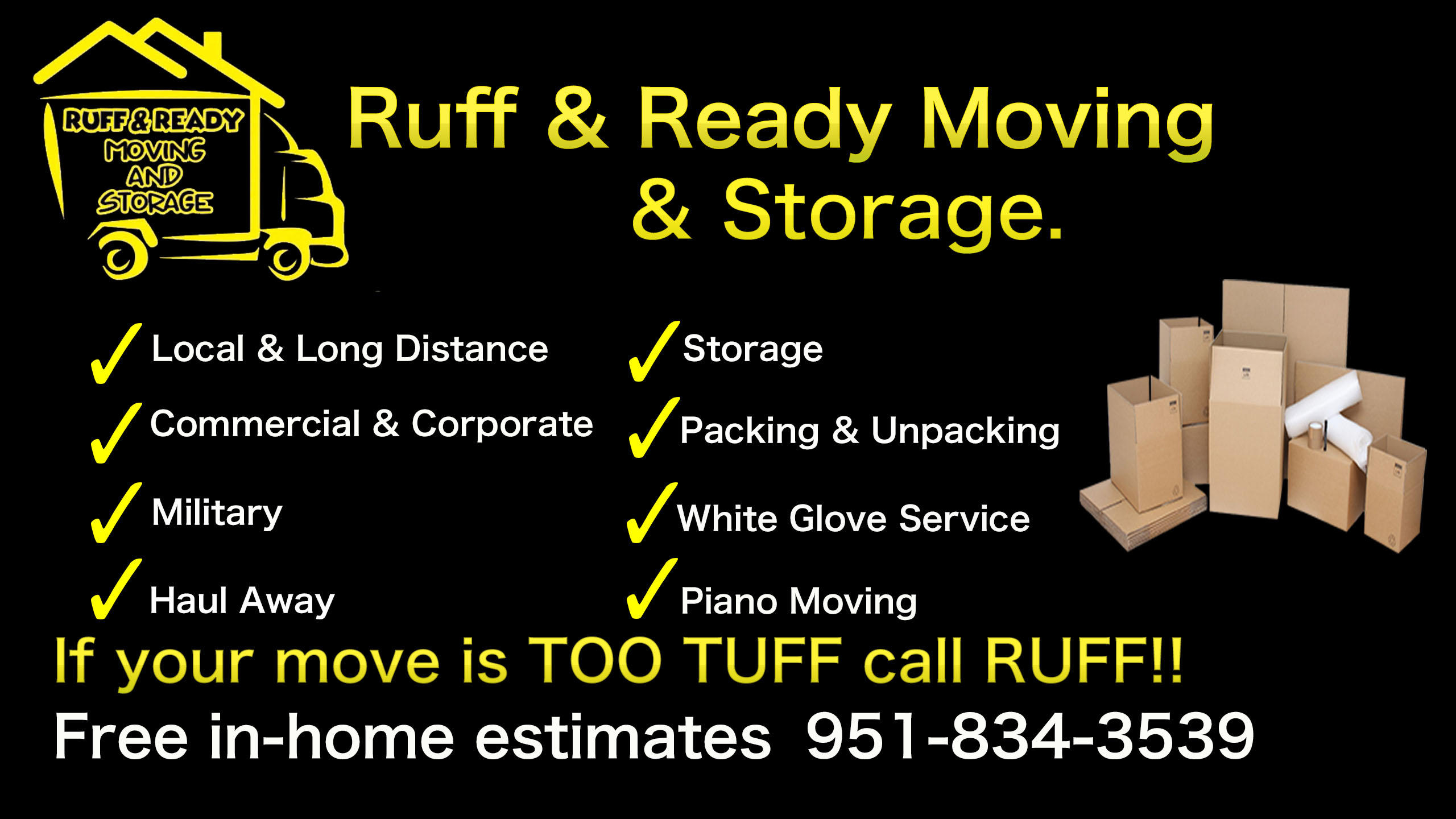 Reviews Of Ruff And Ready Moving