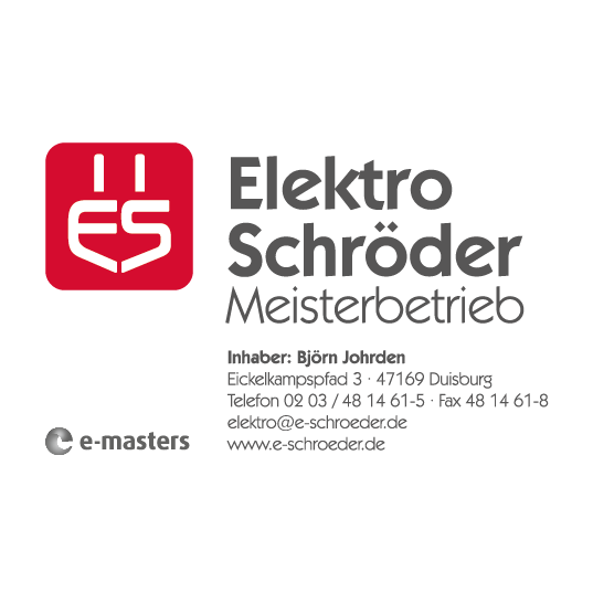 Bild zu Elektro Schröder Meisterbetrieb e. K. in Duisburg