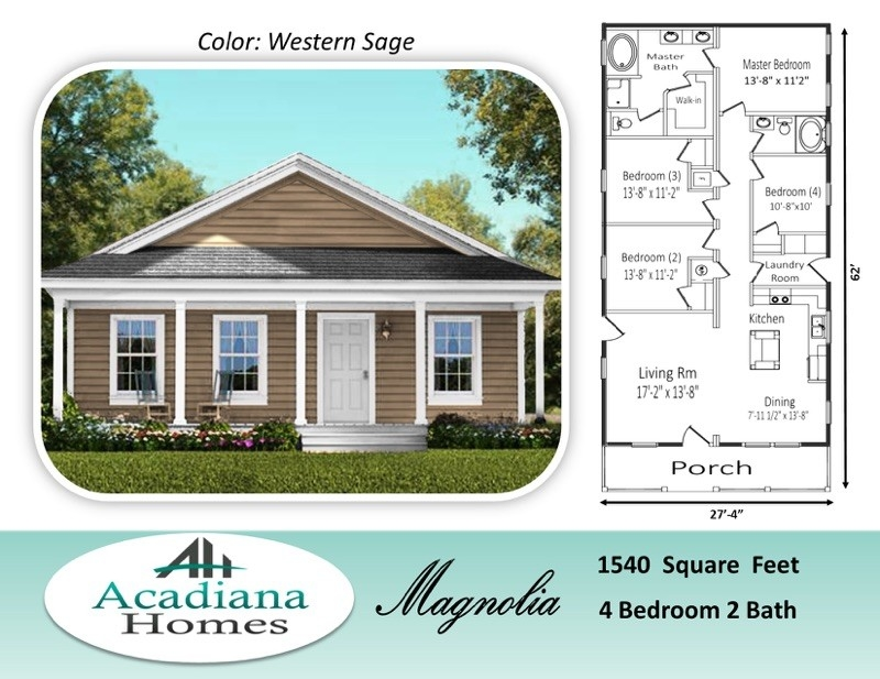 Acadiana homes lafayette louisiana la for Acadiana home builders