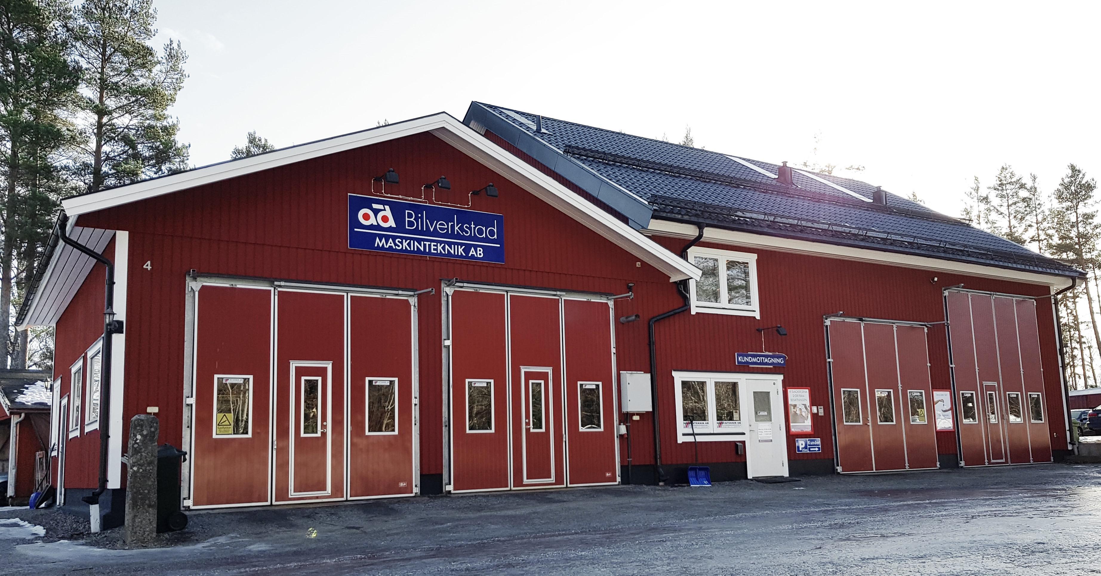 AD Bilverkstad - Maskinteknik AB - Rådmansö - Norrtälje