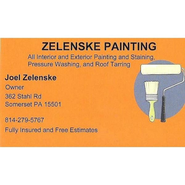 Zelenske Painting - Somerset, PA 15501 - (814)279-5767   ShowMeLocal.com