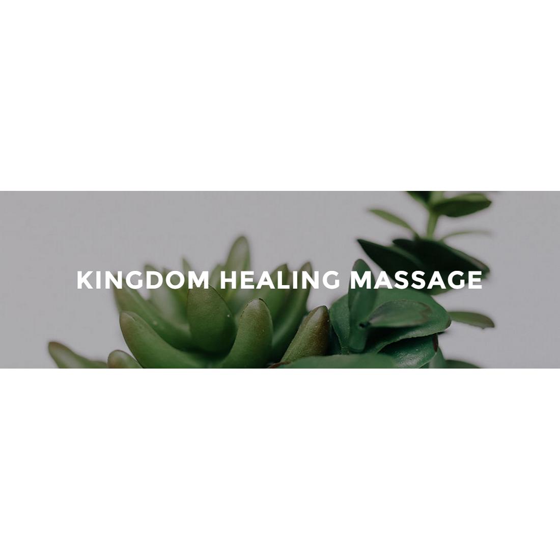Kingdom Healing Massage