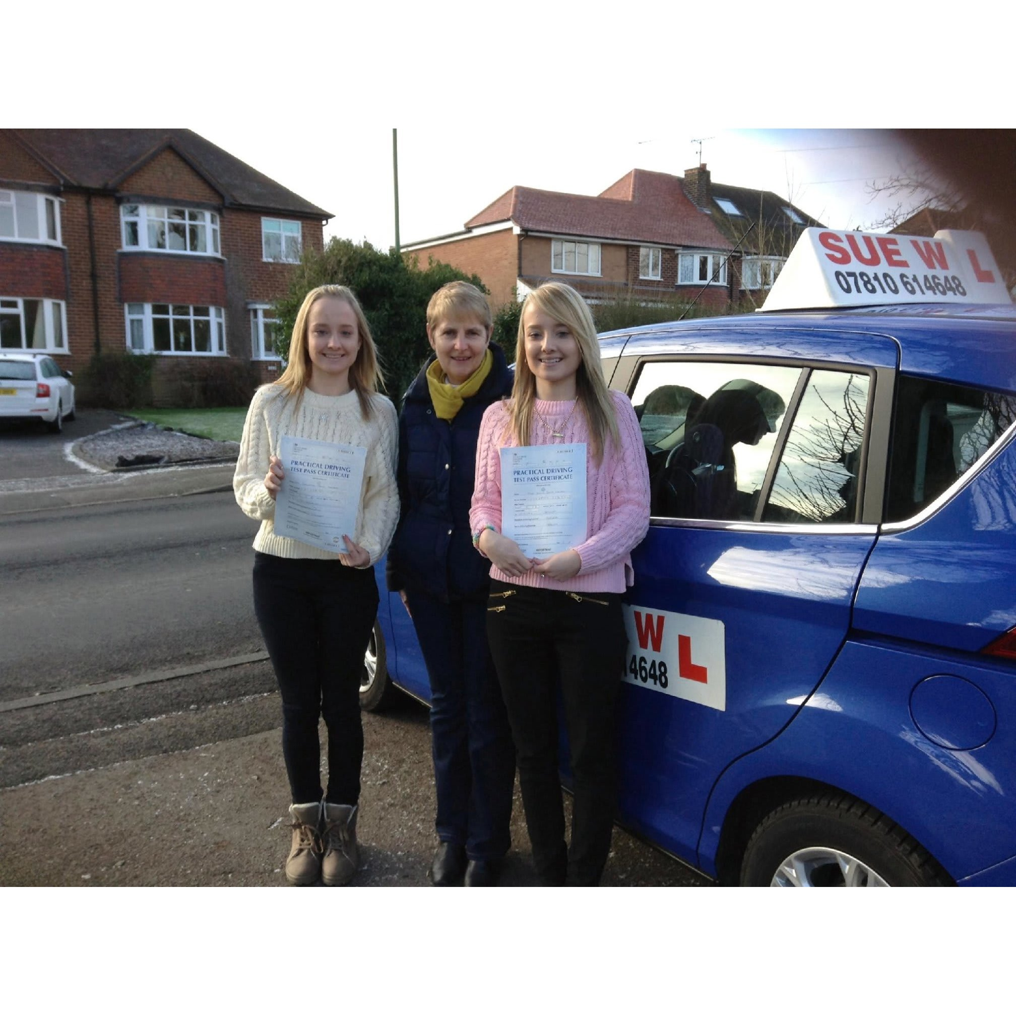 Sue W Female Driving Instructor - Solihull, West Midlands B90 3QG - 07810 614648 | ShowMeLocal.com