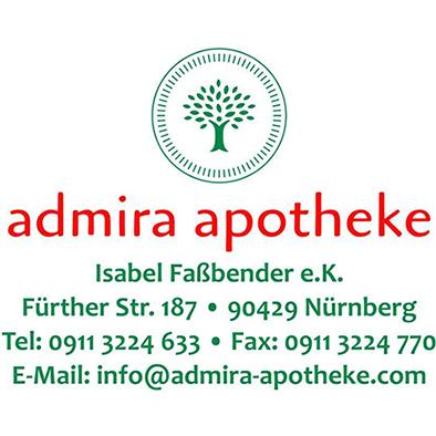 Bild zu Admira-Apotheke in Nürnberg