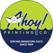 Ahoy Printing - Biddeford, ME 04005 - (207)284-5531 | ShowMeLocal.com