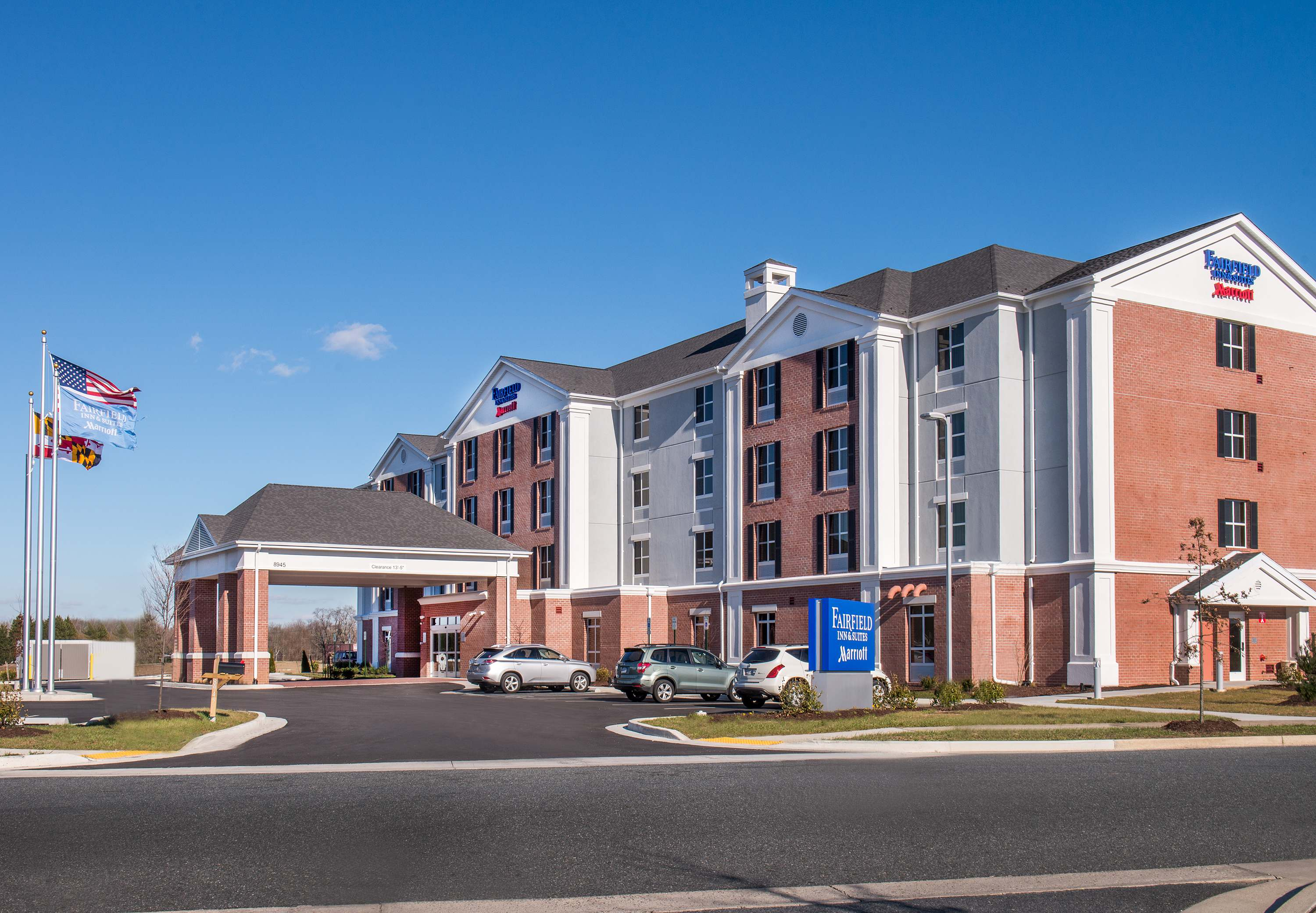 Marriott Hotels Near St Michaels Md