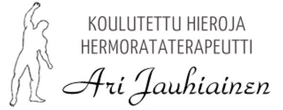 Hermoratahieroja Ari K. Jauhiainen