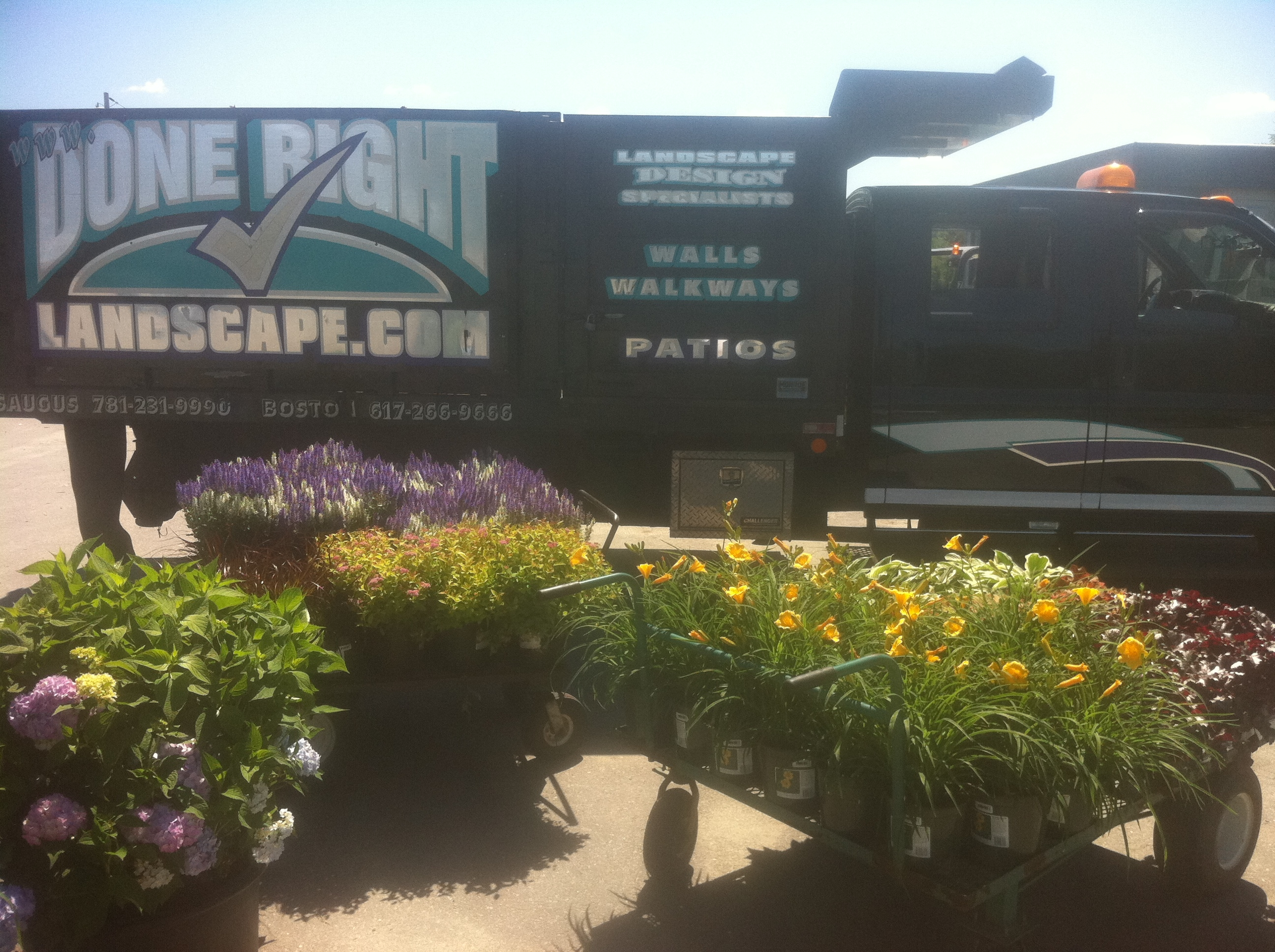 Done Right Landscape Amp Construction Wakefield