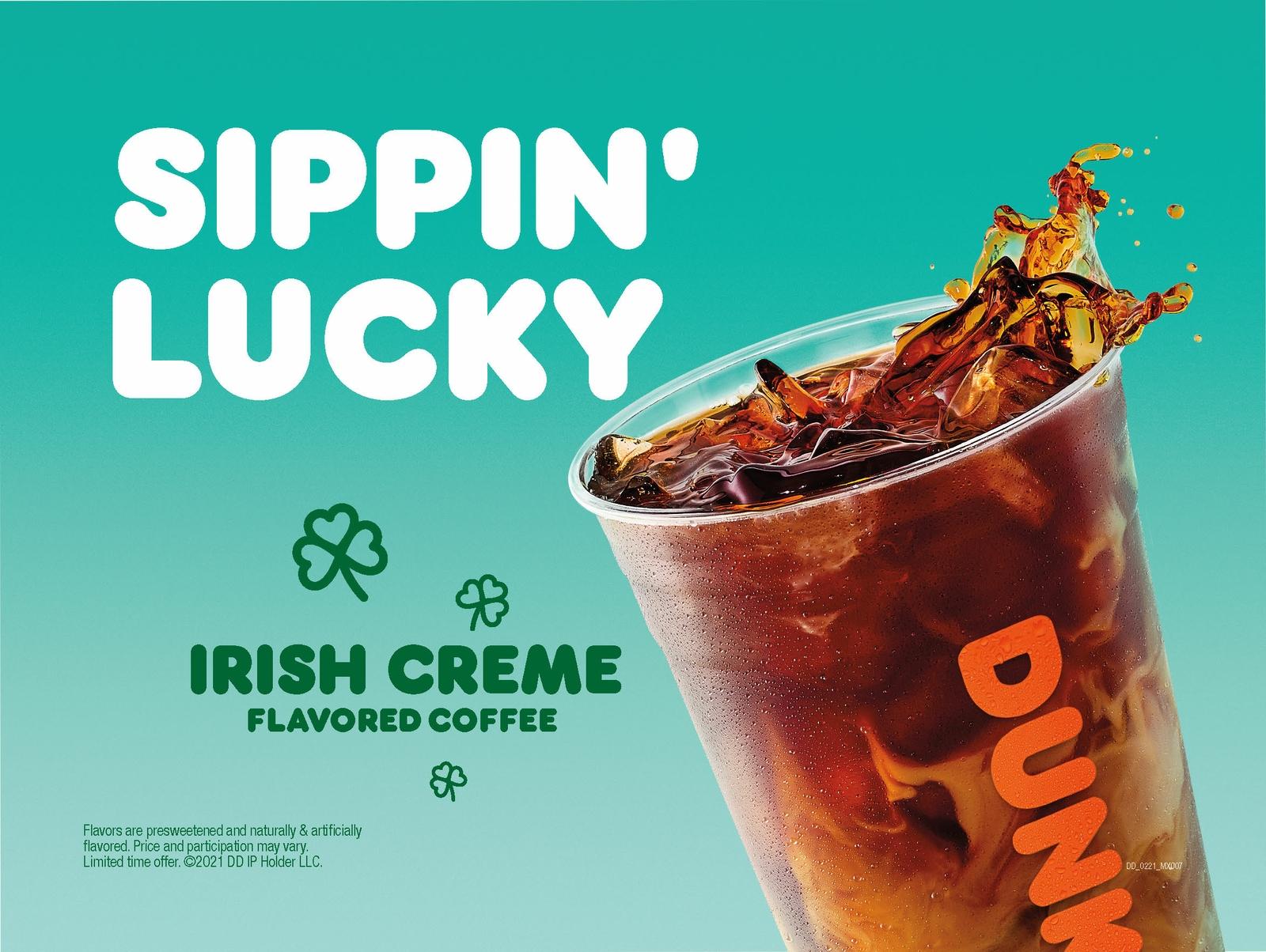 Dunkin' Irish Creme