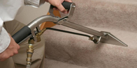 Our team offers professional carpet cleaning services to make your carpet look and feel as good as new.