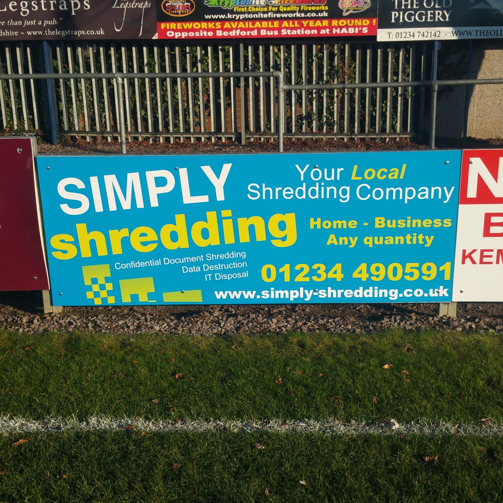 Simply Shredding (MK) Ltd - Bedford, Bedfordshire  - 01234 490591 | ShowMeLocal.com