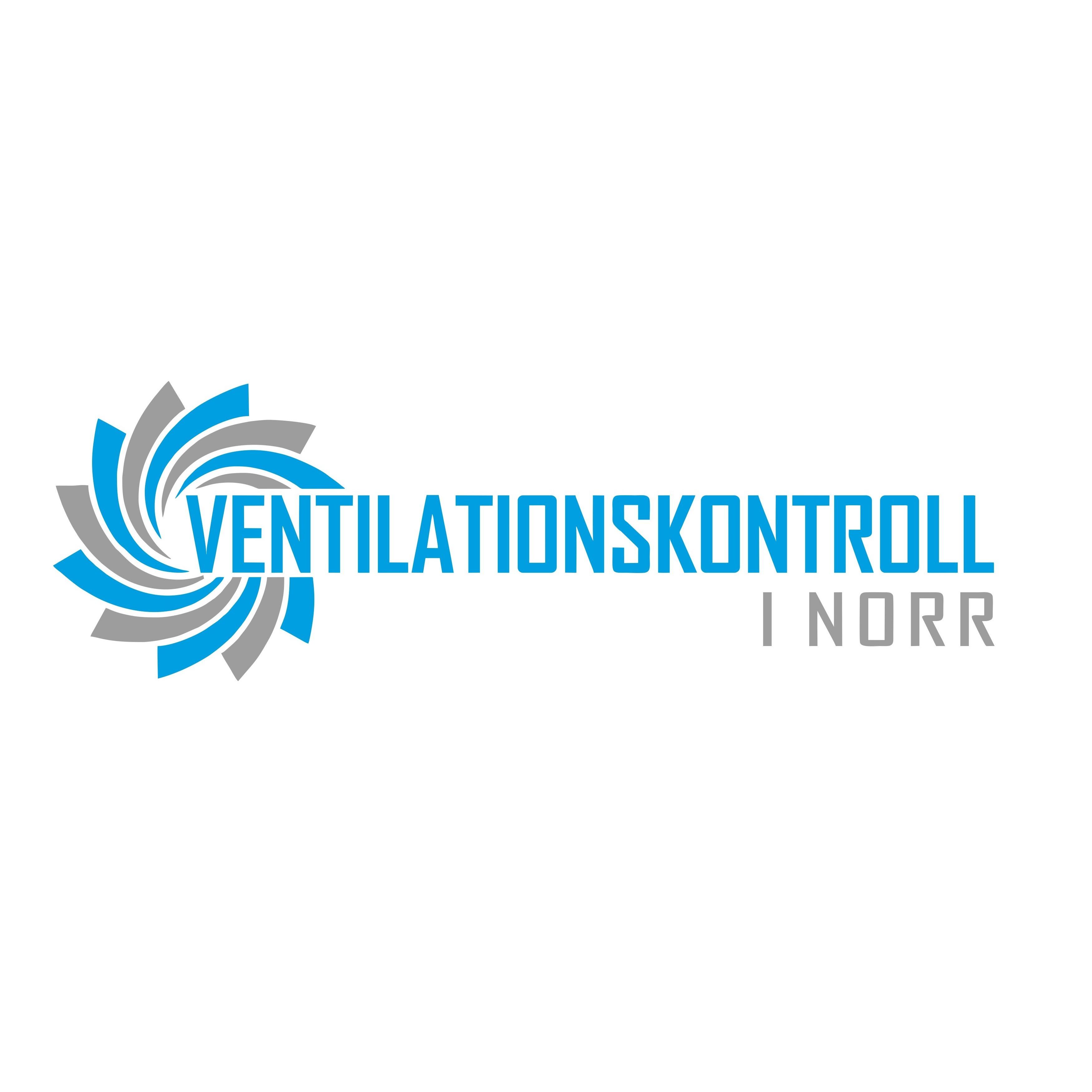 Ventilationskontroll i Norr logo