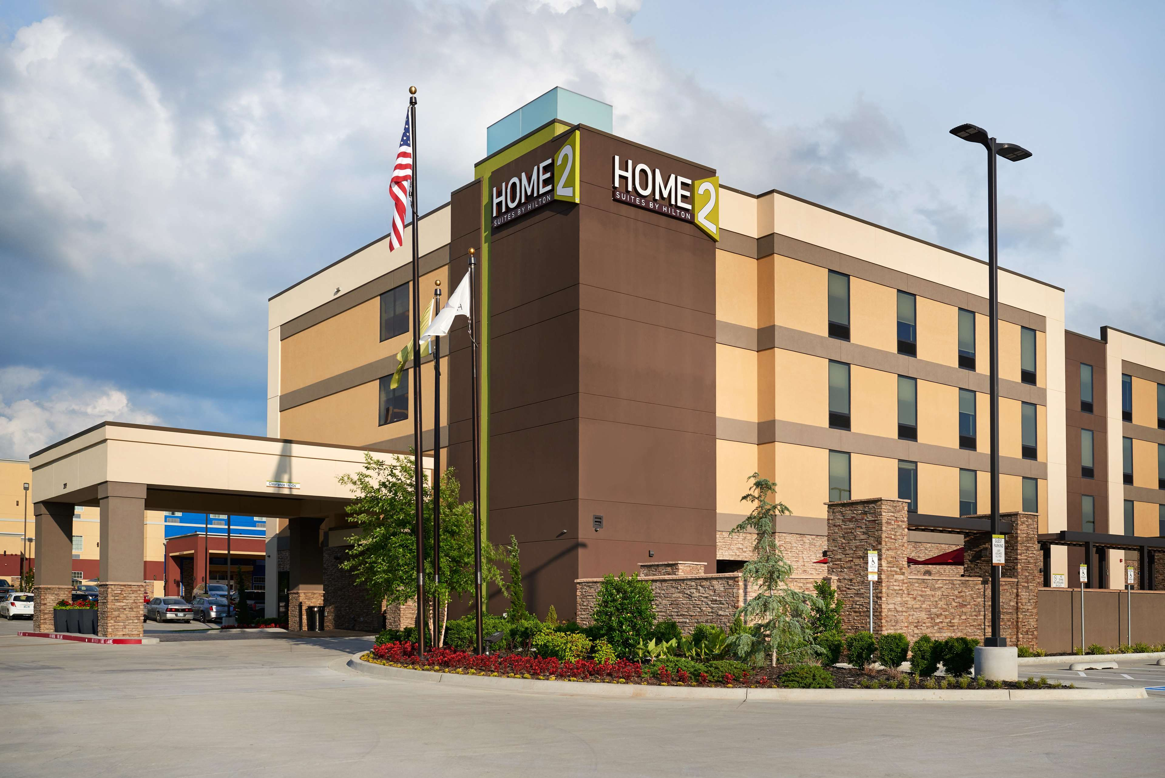 Home 2 Suites by Hilton Muskogee
