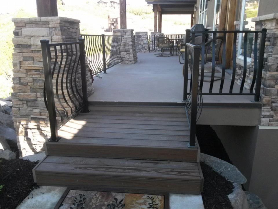 Stonehenge Fence & Deck image 16