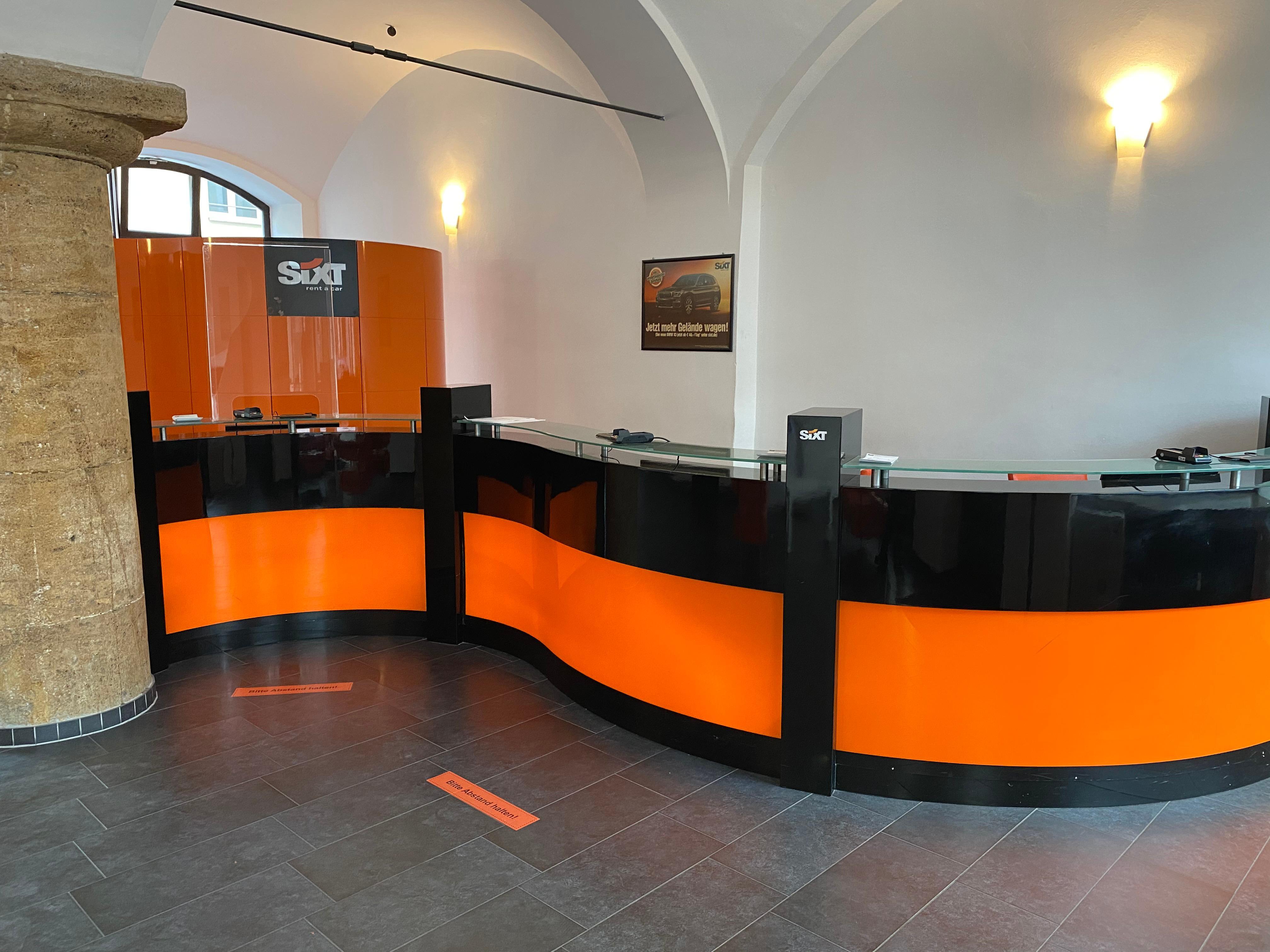 SIXT Autovermietung München Altstadt-Lehel, Seitzstr. 9-11 in München