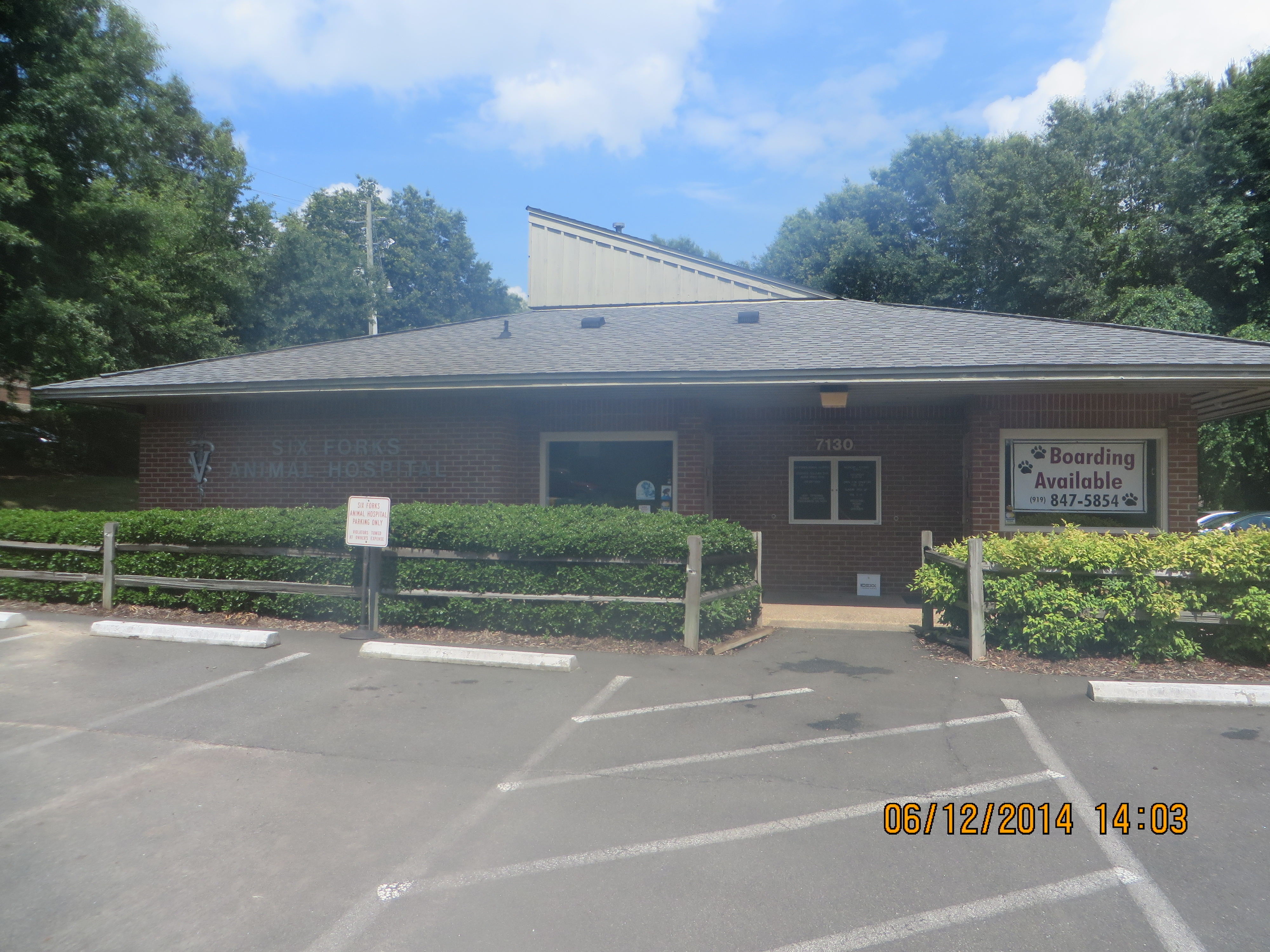 Six Forks Animal Hospital
