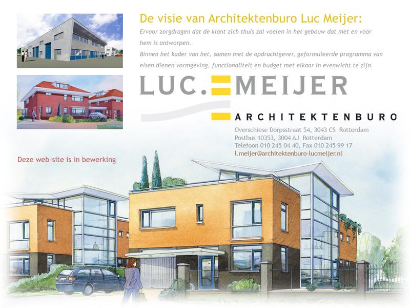Meijer Architektenburo Luc