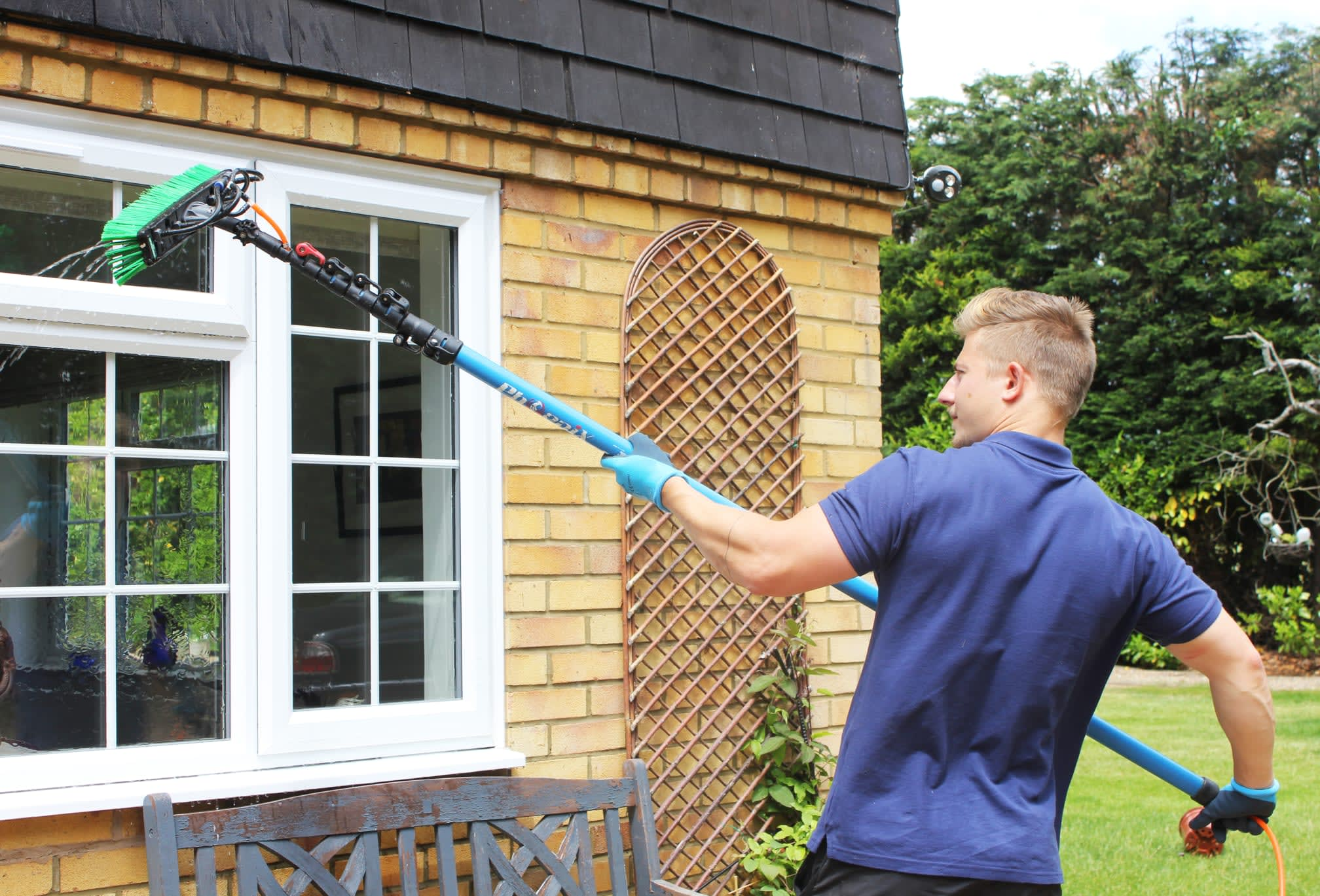 Astro Clean Window Cleaning