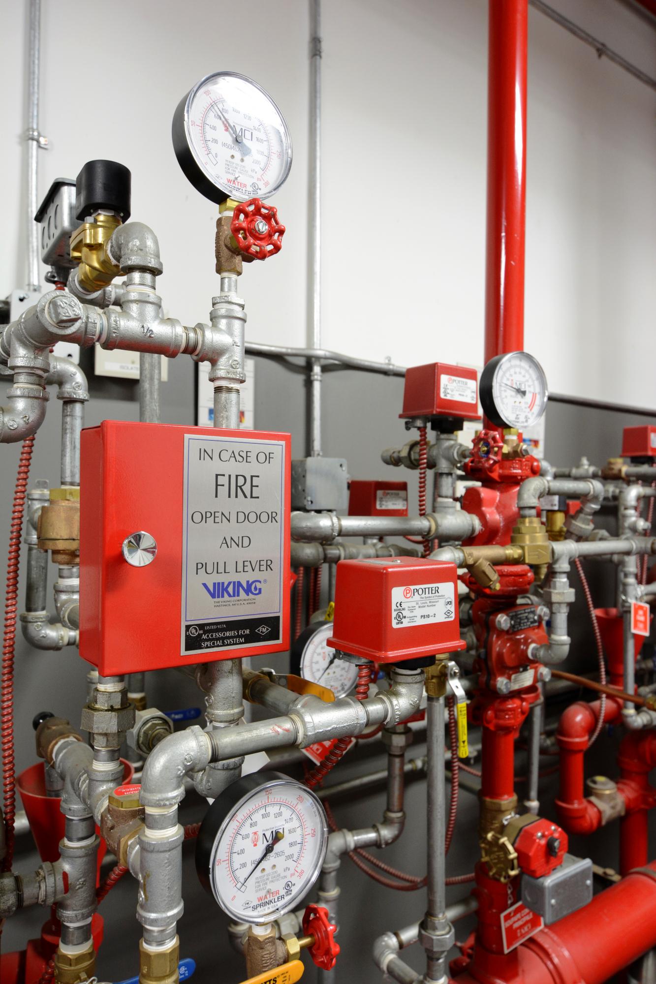 Protection Incendie MCI à Saint-Hubert