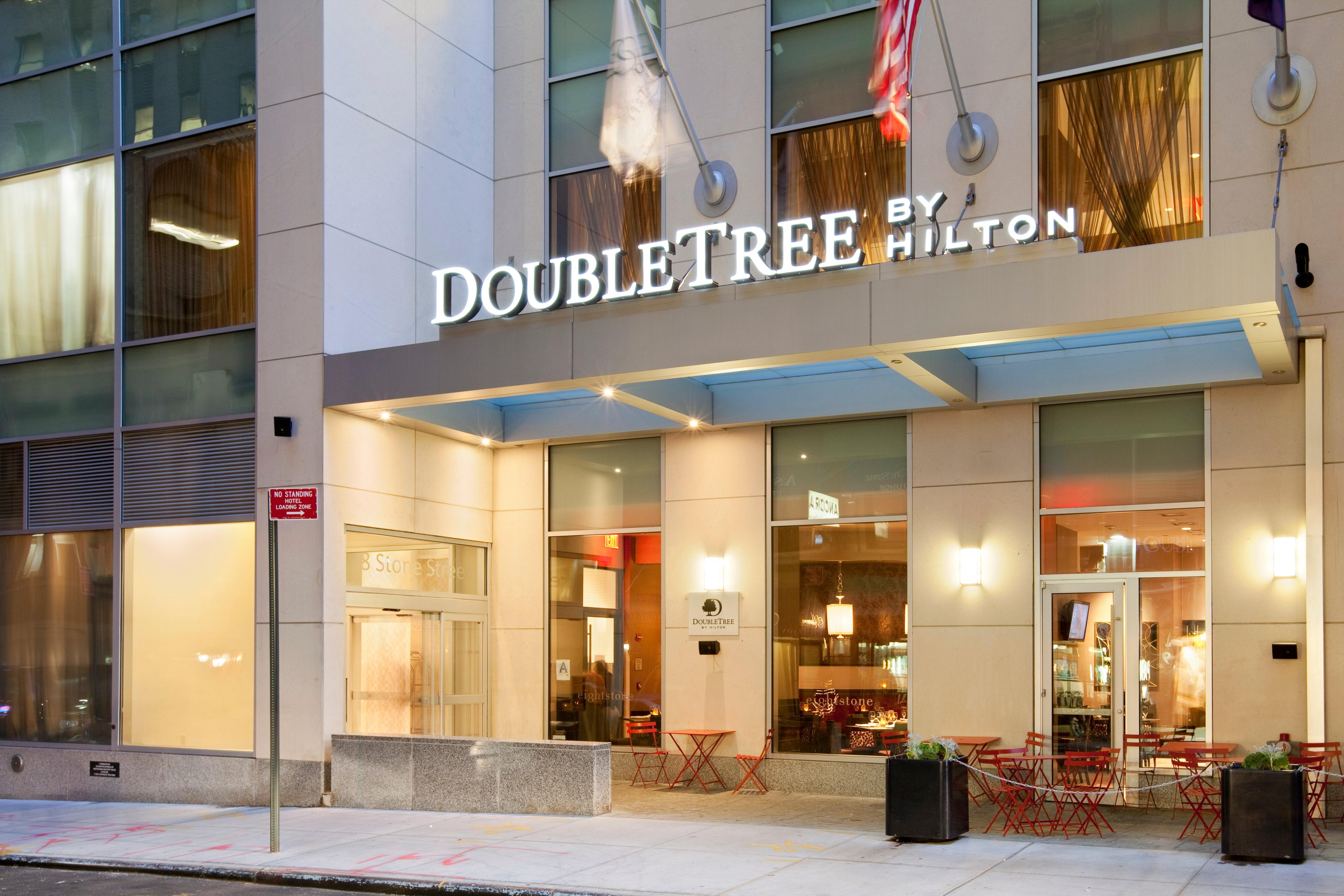 Doubletree By Hilton Hotel New York City Financial District New York New York Ny