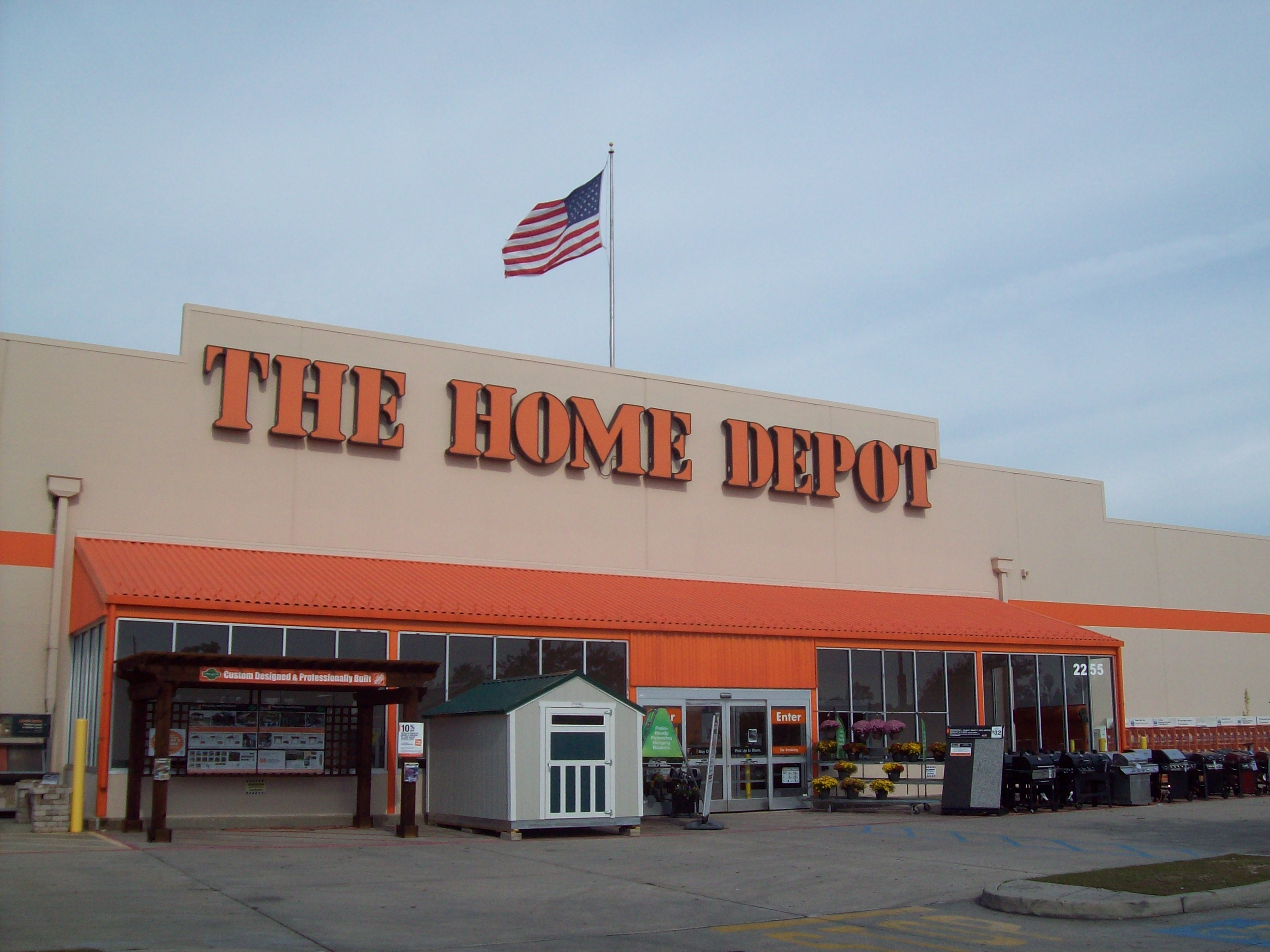 The Home Depot Denham Springs Louisiana La