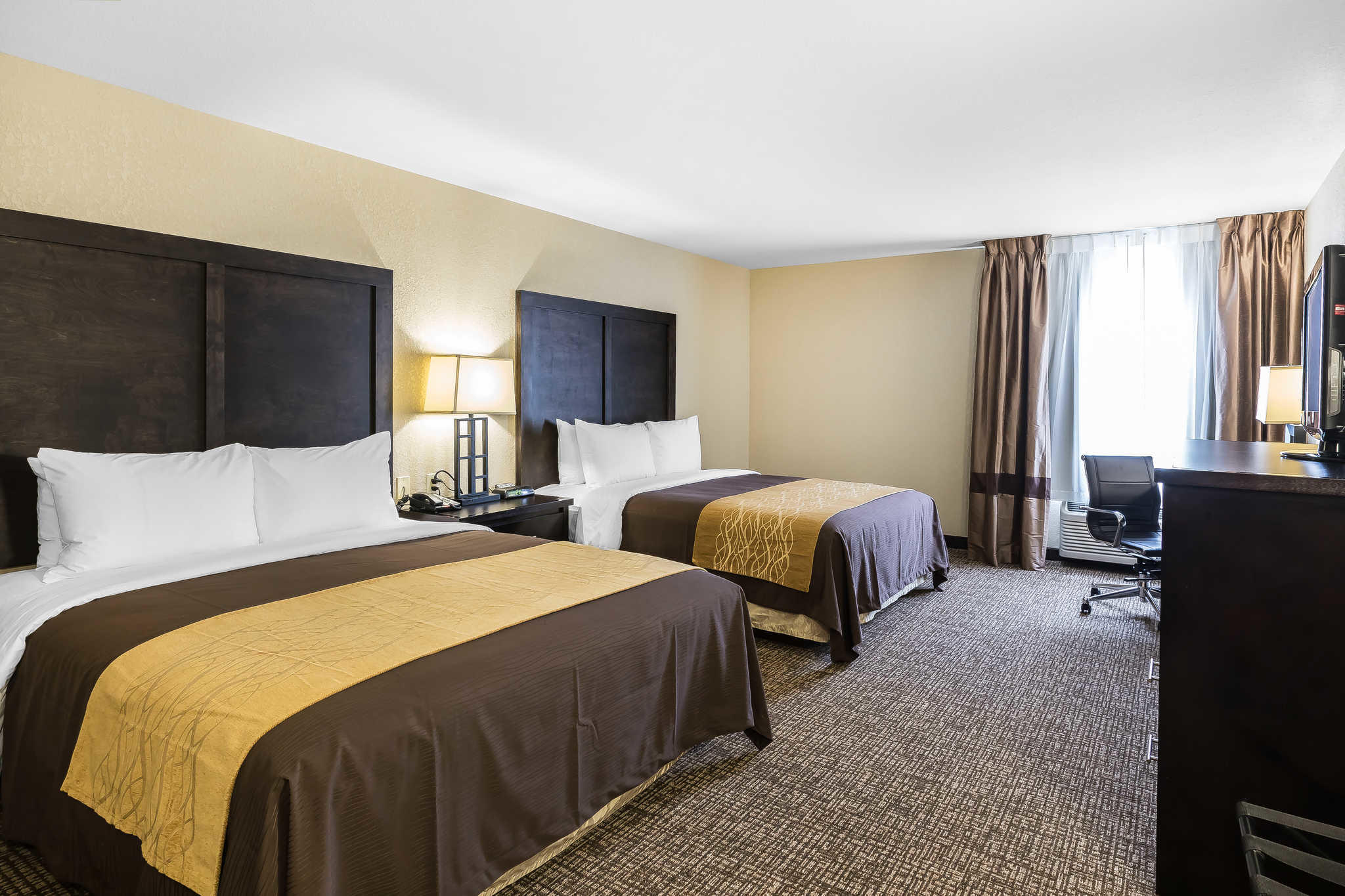 How Many Guest Rooms At The Motor City Casino Hotel