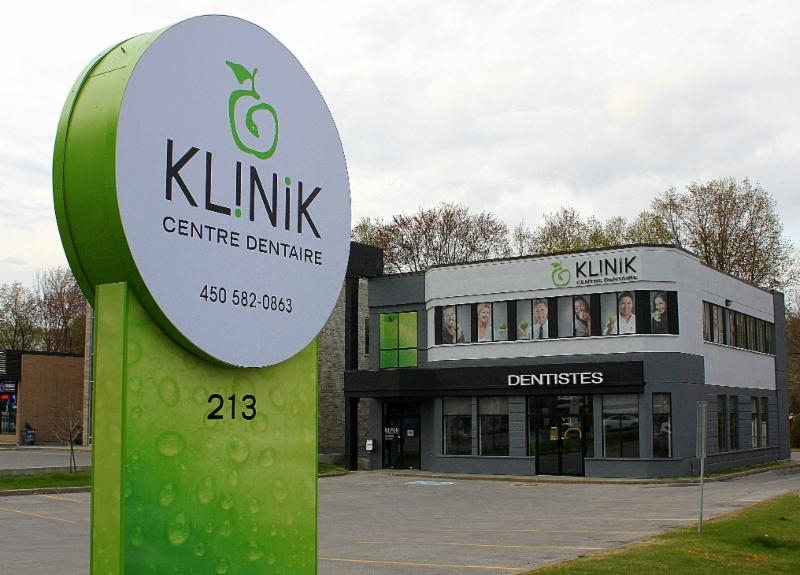 Klinik Centre Dentaire à Repentigny