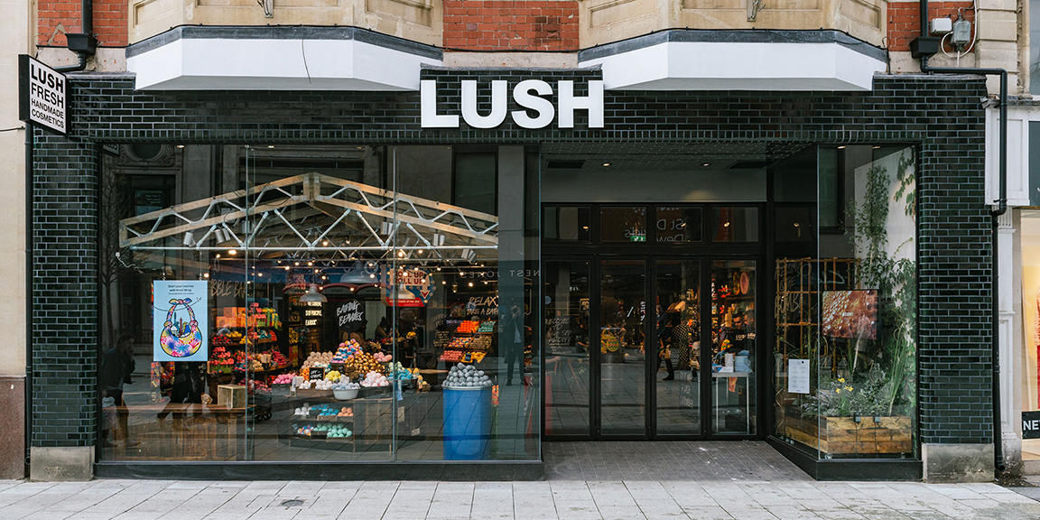 Cardiff shop front
