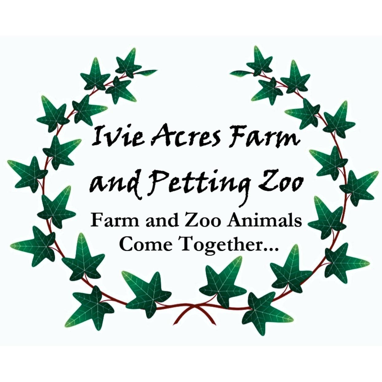 Ivie Acres Farm and Petting Zoo