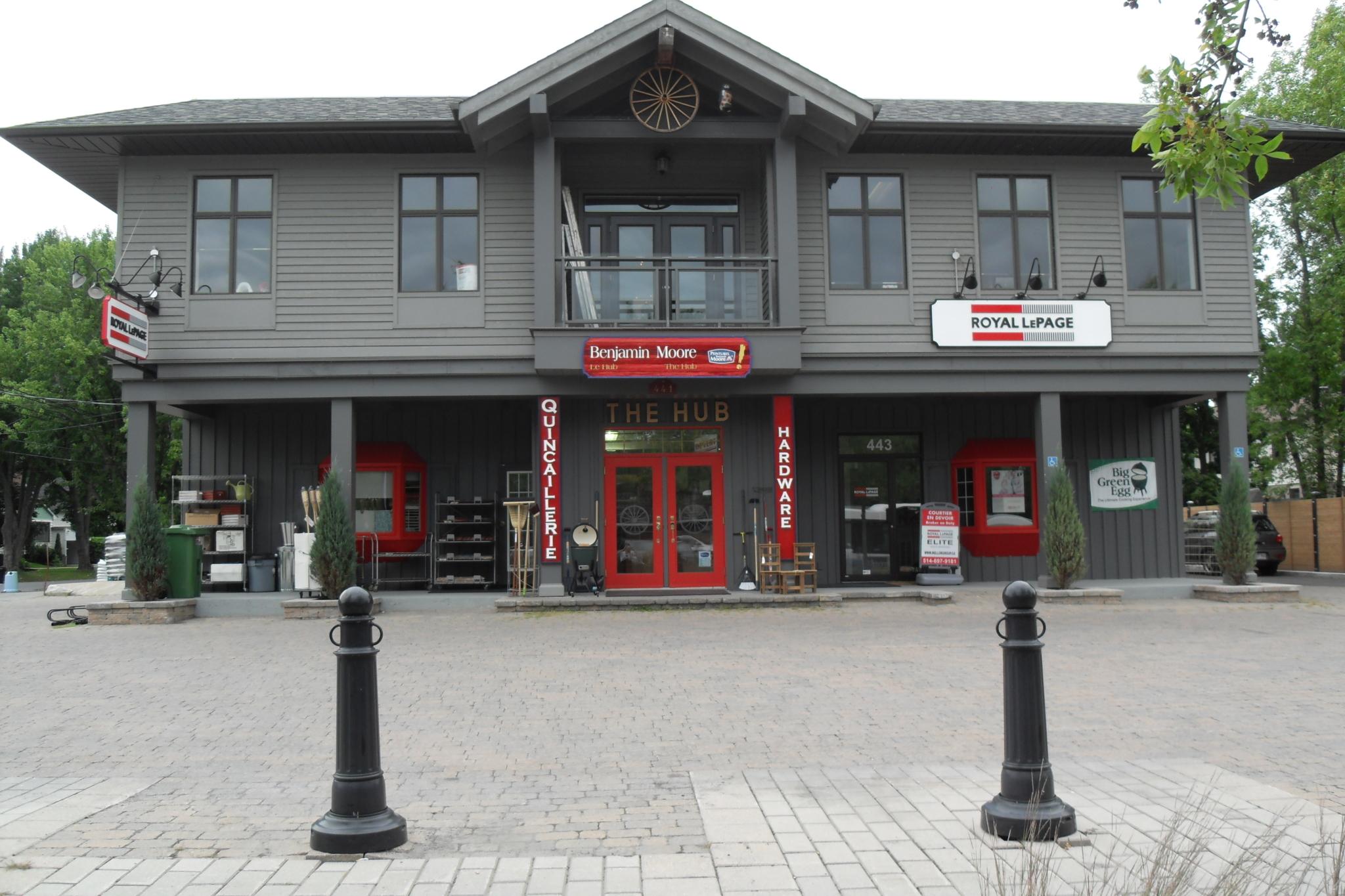 Hub Quincaillerie à Beaconsfield