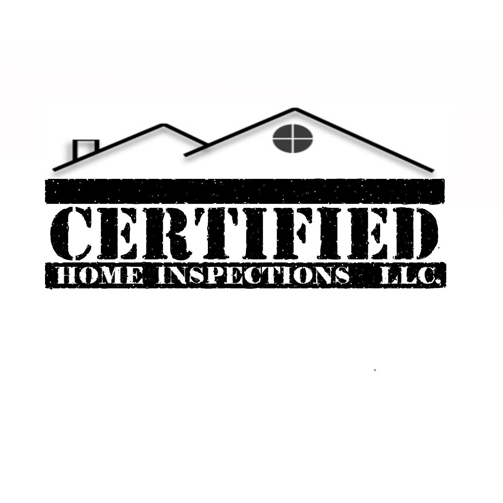 Certified Home Inspections LLC