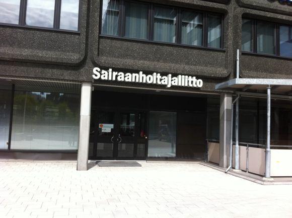 Sairaanhoitajaliitto / Suomen sairaanhoitajaliitto ry