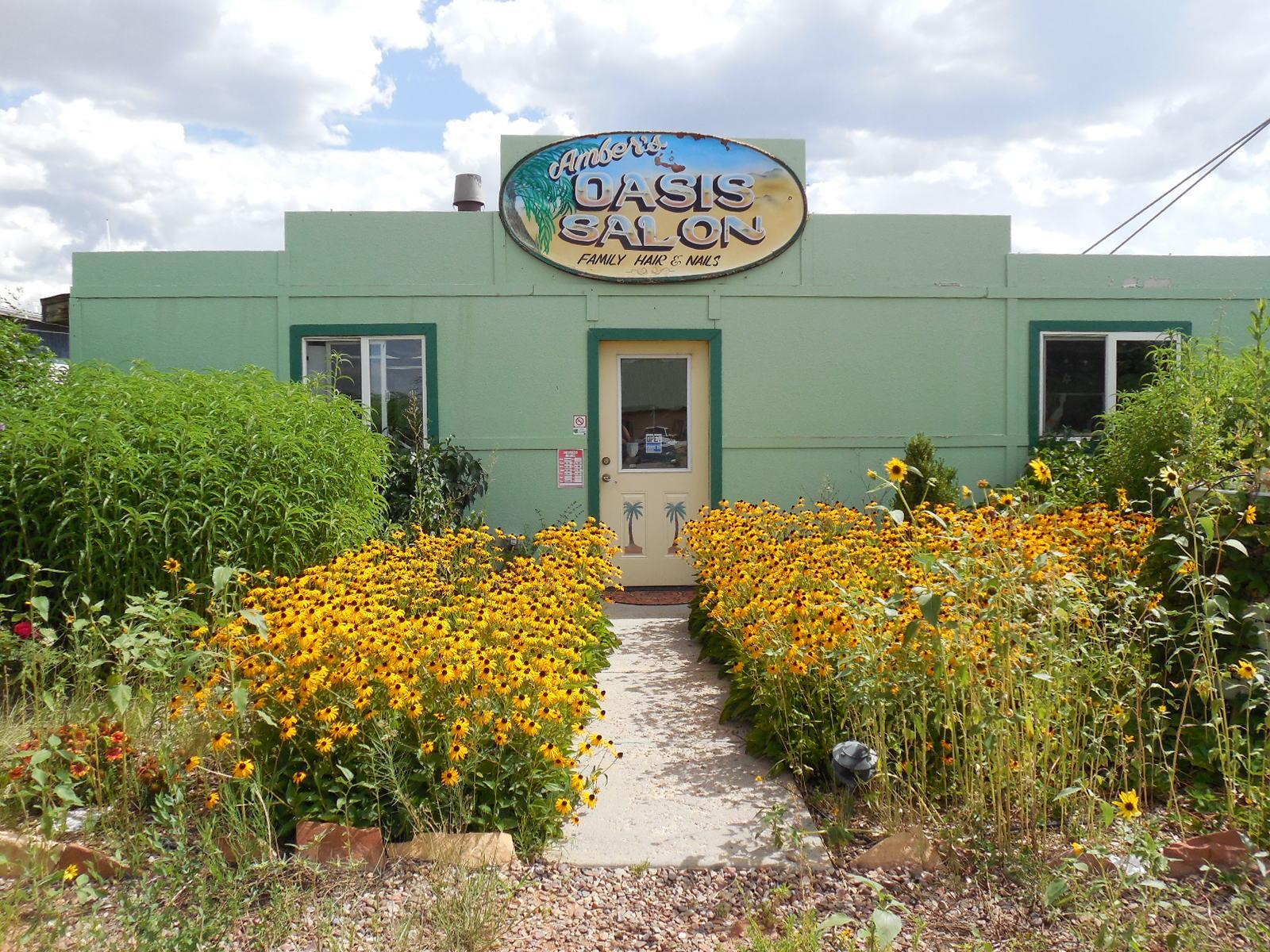Ambers Oasis Salon