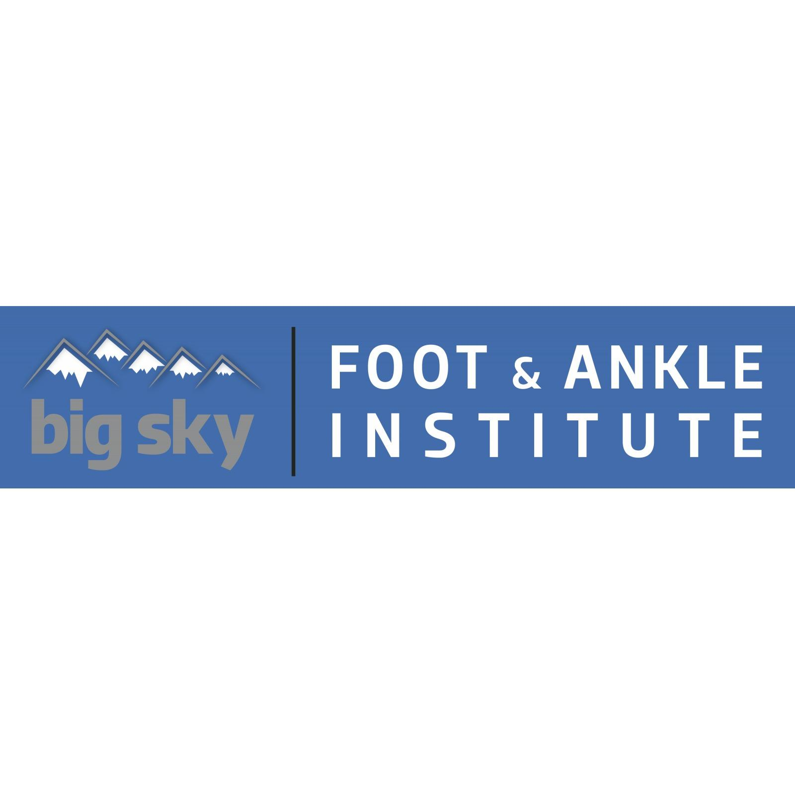 Big Sky Foot & Ankle Institute
