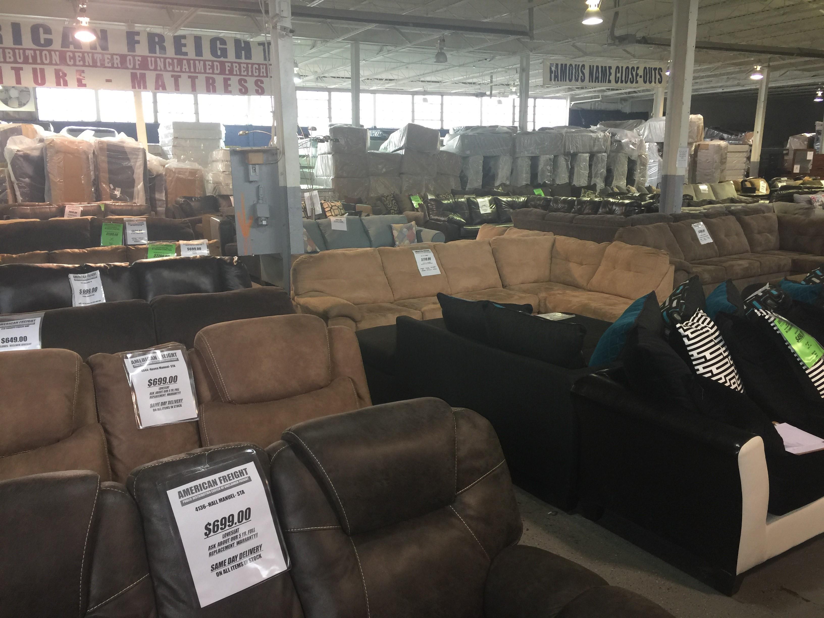 American Freight Furniture And Mattress Warren Mi