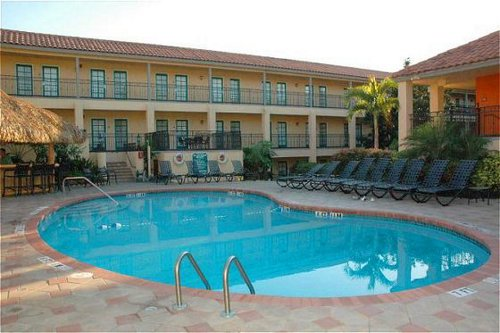Holiday Inn Hotel Suites Tampa N Busch Gardens Area Tampa Florida Fl