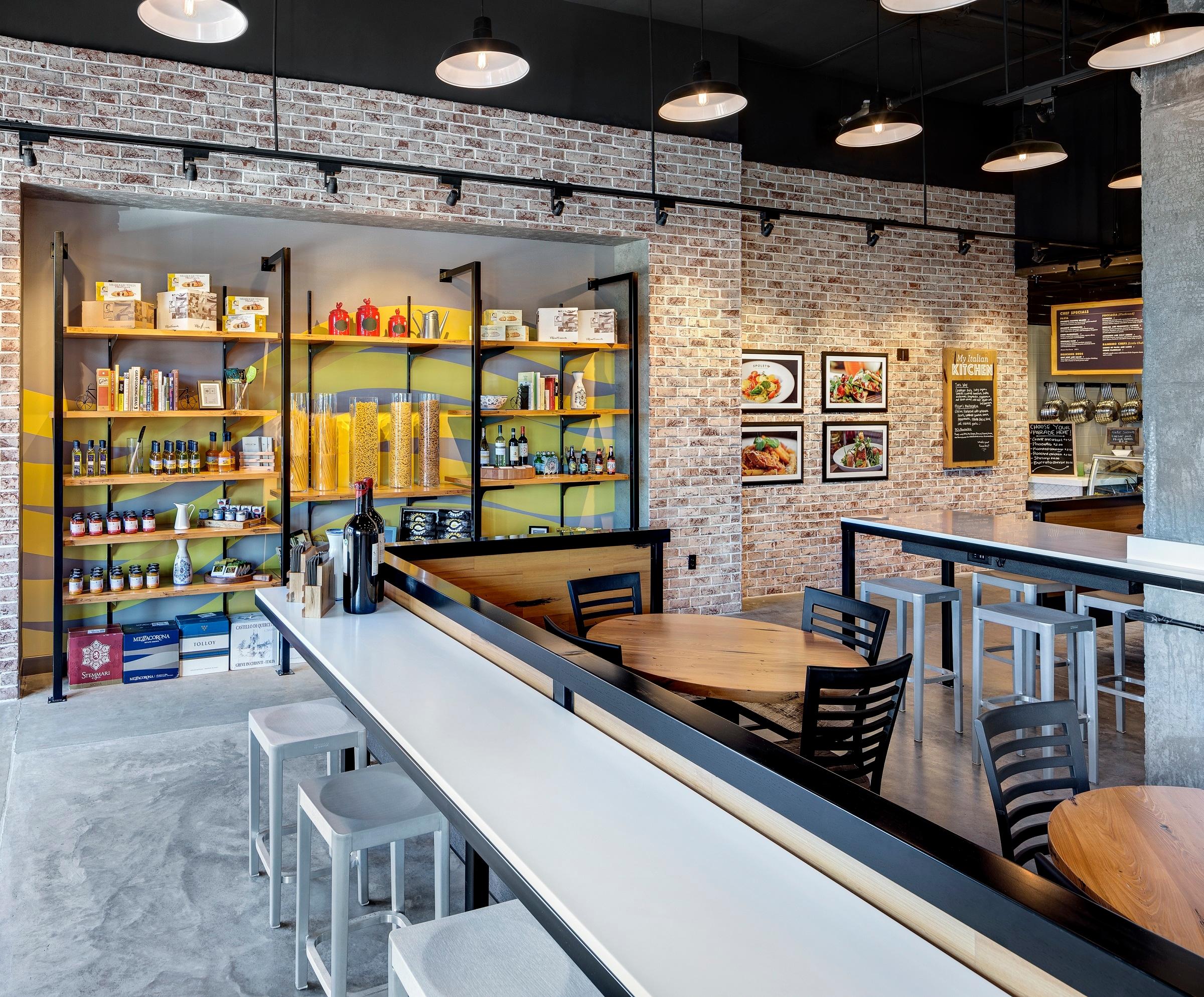 Spoleto My Italian Kitchen Florida Mall In Orlando Fl 32809