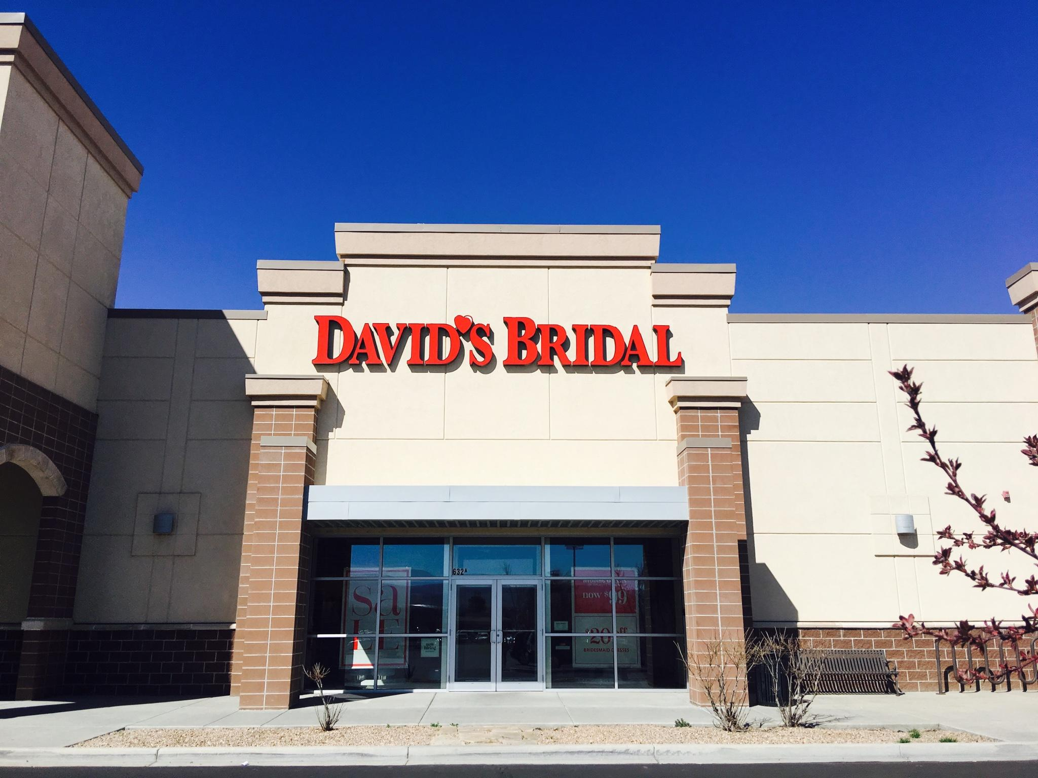 David 39 s bridal grand junction colorado co for Wedding dresses grand junction co
